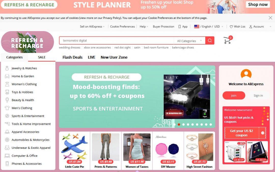 Ofertas en Aliexpress: cómo encontrar los mejores descuentos